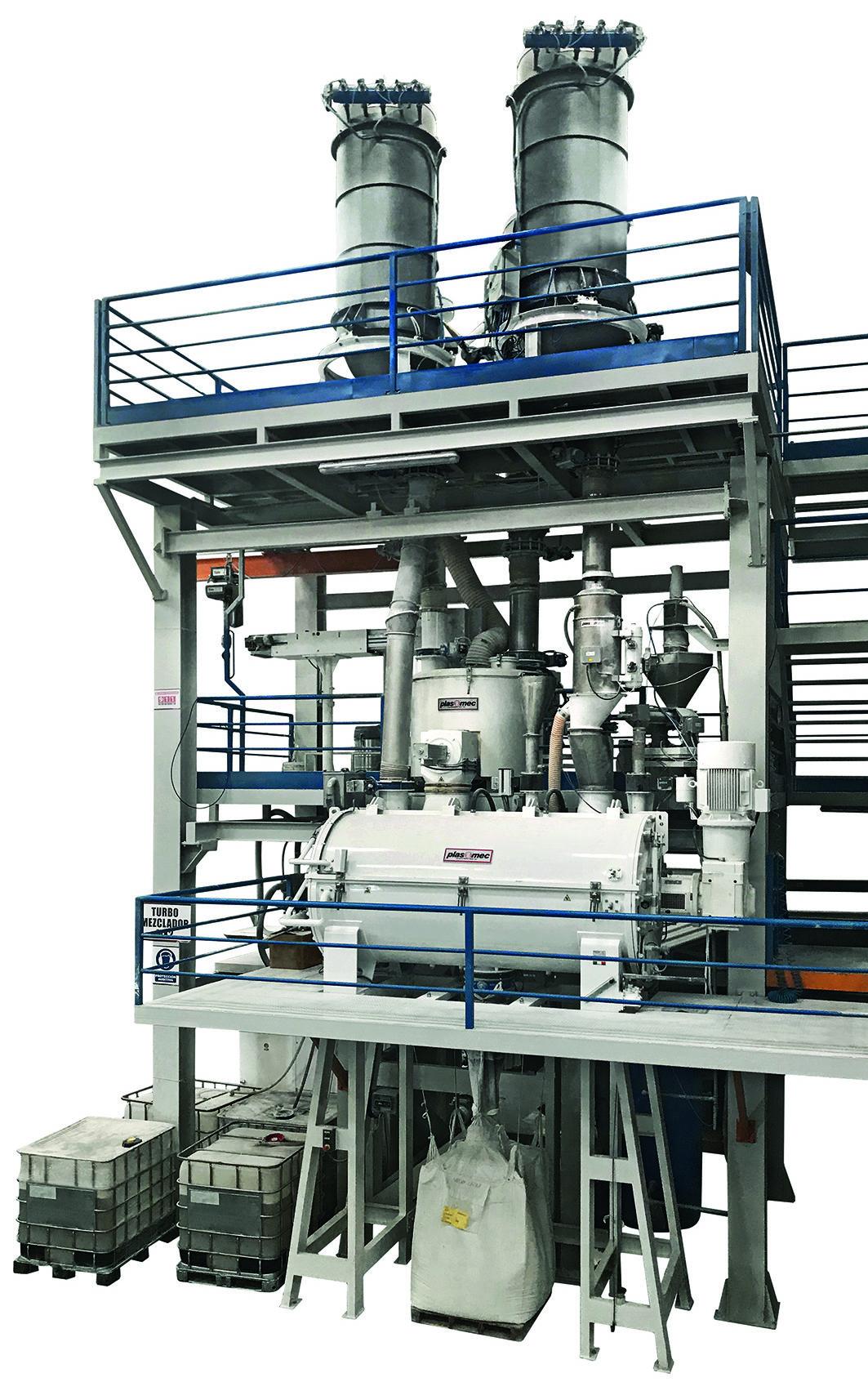 plasmec mixovací zařízení