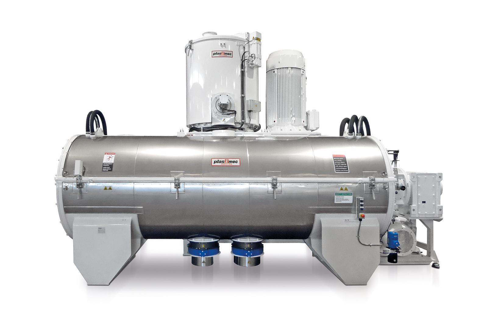 PlasMec Mixovací systém: Combimix - HC