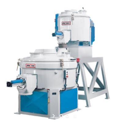 PlasMec PVC mixer